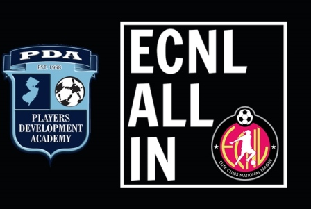 PDA Girls To  Go ECNL